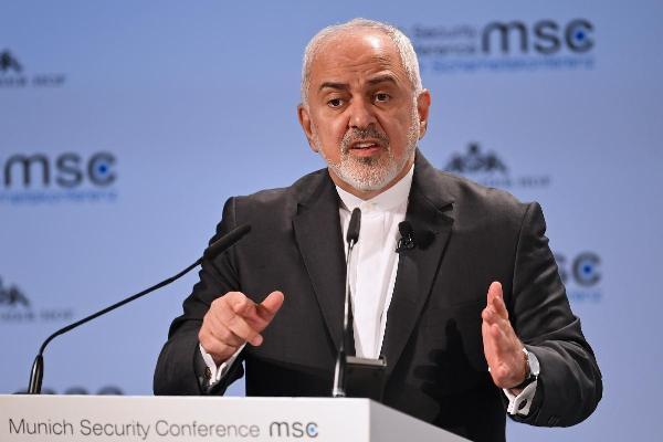 Глава МИД Ирана на Мюнхенской конференции по безопасности.
