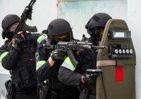 Российский спецназ вошел в пятерку лучших на соревнованиях в Дубае