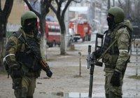 В Дагестане проходит контртеррористическая операция