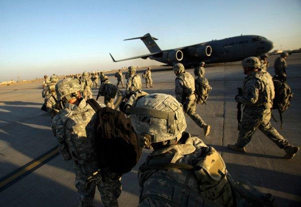 Американские войска будут выведены из Сирии.
