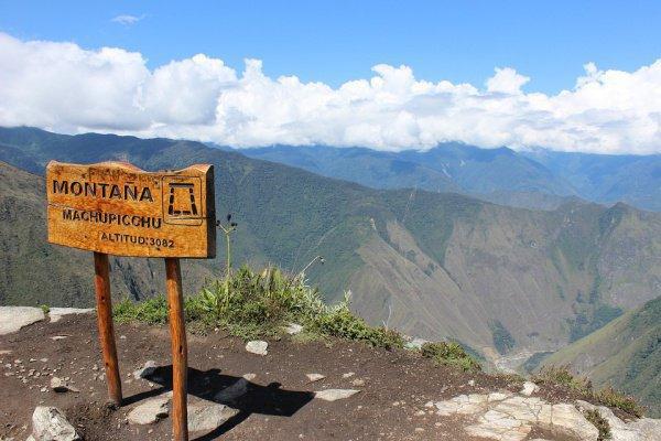 Гранит в Мачу-Пикчу может пострадать от различны биологических колонизаторов