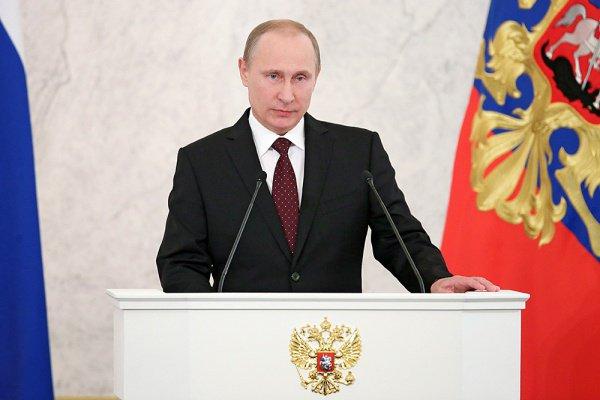 Владимир Путин озвучит послание Федеральному Собранию.