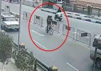 Опубликовано видео теракта возле мечети Аль-Азхар (Видео)