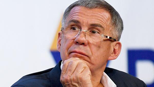 Президента Татарстана спросили о замечаниях Путина.