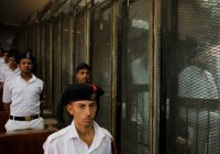 В Египте казнены 9 человек, причастных к убийству прокурора