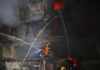69 человек погибли при пожаре в Бангладеш