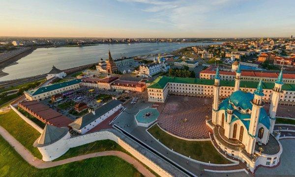 Казанский Кремль оказался самым популярным среди туристов в РТ.